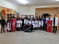 HAYVAN SEVGİSİ - Van'daki Köy Okulu Öğrencilerine Hijyen Eğitimi