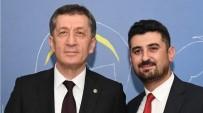 AHMET DEMIRCAN - Yılın Öğretmeni Ahmet Demircan, Ankara'da Bilecik'i Temsil Etti