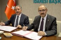 GÜNEŞ ENERJİSİ SANTRALİ - Ağrı İbrahim Çeçen Üniversitesi'nde Güneş Enerji Santrali Kuruluyor