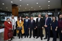 YEREL SEÇİMLER - Başkan Büyükkılıç Açıklaması 'E38 İle Kayseri Kazanacak'