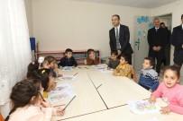 SİNAN ASLAN - Başkan Vekili Aslan'dan Kursiyerlere Ziyaret
