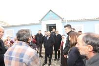SİNAN ASLAN - Başkan Vekili Aslan'dan Mahalle Ziyareti