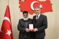 Bingöl'de Kıbrıs Gazilerine Madalyaları Verildi