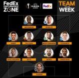 BRUNO FERNANDES - Caner Ve Roco, UEFA Avrupa Ligi 11'İnde