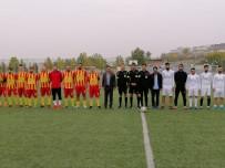 FUTBOL TURNUVASI - Diyarbakır'da Futbol Turnuvası