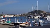Erdek Yat Limanı İskelesi Giriş-Çıkışa Kapatıldı