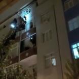 Esenler'de Elektrik Panosu Patladı, Dumandan 15 Kişi Etkilendi