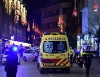 BAŞBAKANLIK OFİSİ - Hollanda'da bıçaklı saldırı!
