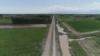 Iğdır'da 352 Bin 860 Dekar Tarım Arazisi Sulandı