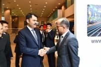 LÜTFİ KIRDAR - KARDEMİR Genel Müdürü Soykan, Bakan Kurum'a Çevre Yatırımlarını Anlattı