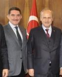 İSHAK PAŞA SARAYı - Milletvekili Çelebi'den Bakan Turhan'a Ağrı Talepleri