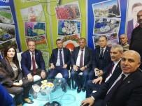BÜLENT TEZCAN - Nazilli Belediyesi, Fuara NAZ- KOOP Projesiyle Katıldı