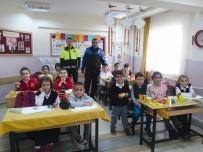 AİLE VE SOSYAL POLİTİKALAR BAKANLIĞI - Öğrencilere Trafik Eğitimi Verildi