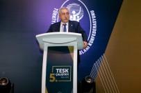GEÇİM SIKINTISI - TESK Genel Başkanı Palandöken Açıklaması 'Kaçak Sigarada Vergi Kaybı 10 Milyardan Fazla'