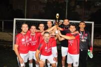 FUTBOL TURNUVASI - Turnuvanın Şampiyonu Ruh Sağlığı Oldu