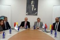 GIDA MÜHENDİSLİĞİ - Üniversite-Sanayi İşbirliğine 'Uludağ' İmzası