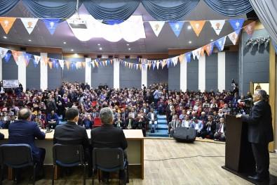 Başkan Büyükkılıç, 'Güneş Balçıkla Sıvanmaz'