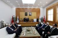 MECLİS BAŞKANLIĞI - Binali Yıldırım Açıklaması 'Başkan Yüce, Birikimi Ve Tecrübesiyle Sakarya'ya Değer Katacak'