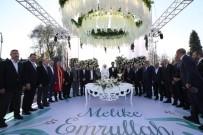 Binali Yıldırım, Eski Bakan Yardımcısı Çelik'in Oğlunun Düğününe Katıldı