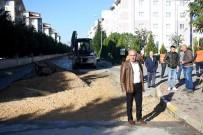 Büyükşehir İle Yenişehir'in Cadde Ve Sokakları Güzelleşiyor