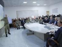 Cumhurbaşkanı Erdoğan'dan Şanlıurfa'daki Harekat Merkezi'ne ziyaret