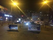 Gazipaşa Caddesi Asfaltlanıyor