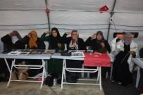 HDP Önündeki Ailelerin Evlat Nöbeti 62'Nci Gününde