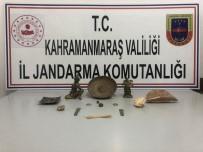 ALTIN MADENİ - Kahramanmaraş'ta Tarihi Eser Operasyonu