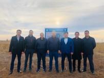 TARıM BAKANı - Kayseri Şeker Heyeti Kazakistan'ın Enerji Ve Yakıt Merkezi Pavlodar'da