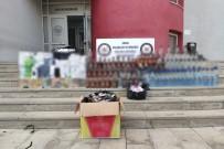 'Mısır Çarşısı'na Kaçak Ürün Operasyonu