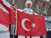 Nevşehir Belediyesporlu Sporcu Dünya Şampiyonu Oldu