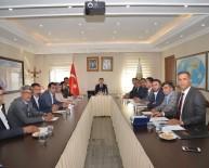 Organize Sanayi Bölgesi Müteşebbis Heyeti Toplantısı Yapıldı