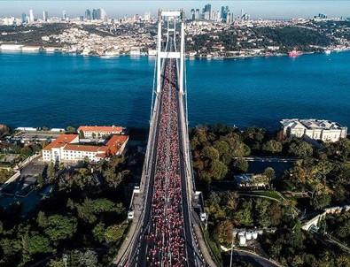 Vodafone İstanbul Maratonu'nda zafer Kenya ve Etiyopyalı atletlerin