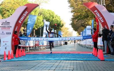 Vodafone 41. İstanbul Maratonu'nu Kazanan İsimler Belli Oldu