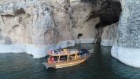 Yeni Keşfedilen Kanyonlara Tekne İle Tur