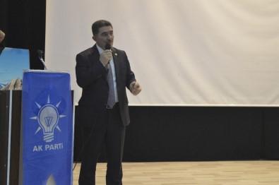 AK Parti Ağrı İl Danışma Meclisi Toplantısı Yapıldı