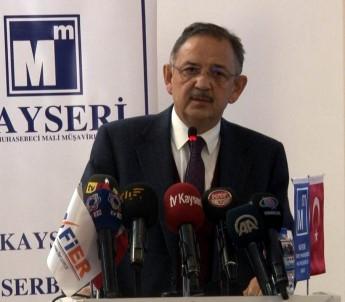 AK Parti Genel Başkan Yardımcısı Özhaseki Açıklaması 'Bu Topraklarda Ayakta Kalmanın Tek Yolu Güçlü Kalmak'