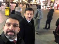 DIŞ POLİTİKA - AK Parti Genel Merkezinin Çin' Ziyaretine Çalkın'da Katıldı