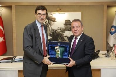 Antalya İle Benidorm Şehirlerini Eşleştirme Önerisi