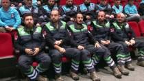 AHMET HAŞIM BALTACı - Arnavutköy Belediyesi Yerel Afet Gönüllülerine Deprem Eğitimi Verdi