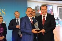 HASAN ARSLAN - ASKON Şube Başkanı Hasan Arslan'a Çifte Ödül