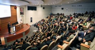 Atatürk Üniversitesi'nde 'Siyasette Kadın Paneli'