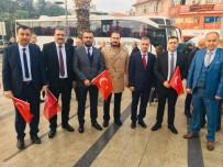 ÇOCUK OYUNLARI - Aydın'da Yörük Ali Efe Rüzgarı Esti