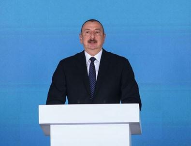Azerbaycan Cumhurbaşkanı Aliyev: Türkiye bugün uluslararası güç odağı olmuştur