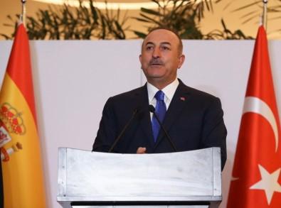 Bakan Çavuşoğlu Açıklaması 'Diplomasi Forumu Mart 2020'De'