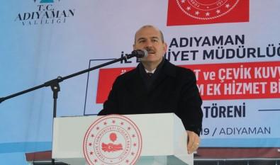 Bakan Soylu Açıklaması 'Yemin Olsun Ortadoğu'ya Barış Ve Huzuru Getireceğiz'