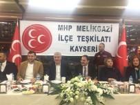 SELAHATTİN DEMİRTAŞ - Baki Ersoy Açıklaması 'Kayseri'ye Yatırım Ofisi Açılması İçin Görüşmeler Yapıyoruz'