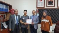 SEDAT BÜYÜK - Başarılı Sporcu Ödüllendirildi