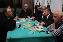 Başkan Cemal Akın Köy Sakinleri İle Buluşmaya Devam Ediyor