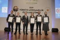 TÜRKIYE KALITE DERNEĞI - Bursalı Patent Firması 'Mükemmellikte 5 Yıldız' Ödülü Aldı